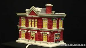 department 56 a story cleveland elementary school