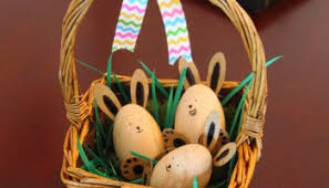 Easter Egg Basket Decorations 15 creative and unique decorating ideas for easter eggs growing