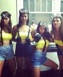 Minion Costumes Halloween Halloween Hottest Diy Costumes Trends