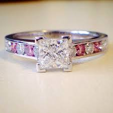 feature engagement ring from the jewellers bench argyle pink diamond
