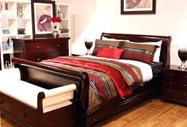 sleigh bed furniture set bedroom furniture bedding sets u2013 clothtap