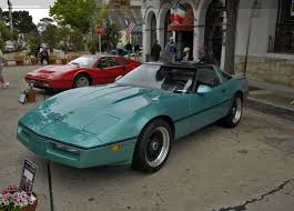 1986 corvette review 1986 chevrolet corvette information and photos momentcar