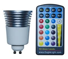 5w led gu10 color changing led light bulbs
