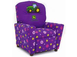 bedroom chairs la waters furniture statesboro ga kidz world furniture john deere girls recliner 1300 recliner john deere girls