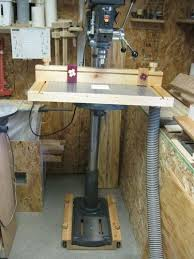 40 best woodworking drill press modifications images on