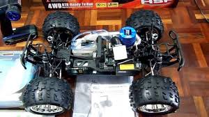 rc monster truck nitro automodelo 4x4 hsp 1 8 monster truck sh 21 cxp nitro 2 speed p