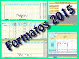 formatos para registro de evaluación formativa telesecundaria