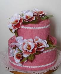 towel cakes 35 mothers day gift ideas amazing towel cakes