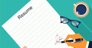 the resume today and beyond u2026 davron