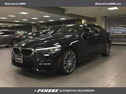 2018 new bmw 5 series 530e xdrive iperformance plug in hybrid at