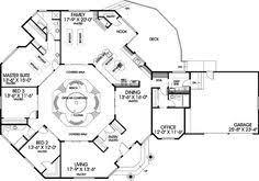 Octagon Home Plans House Blueprint Designer