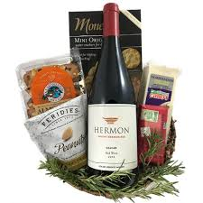 wine and cheese basket kosher wine and cheese basket