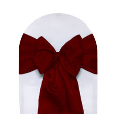 satin sashes satin sashes pack of 10 your chair covers inc