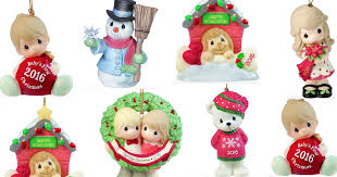 precious moments 2016 porcelain ornaments as low as 8 99