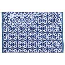 tappeti esterno tappeto e bianco da esterno in pvc 160 x 230 cm maisons du monde