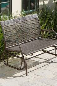 Noble House Outdoor Furniture by International Caravan Outdoor Glider Chair Outdoor Gliders At