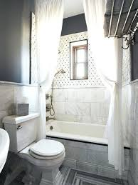 Bathrooms With Shower Curtains Bathroom Shower Curtain Ideas Photos Engem Me