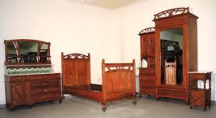 schlafzimmer jugendstil malerisches jugendstil schlafzimmer mit bildschönen motiven