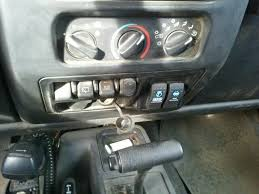 jeep wrangler light switch common places to wire a light switch jeep wrangler forum