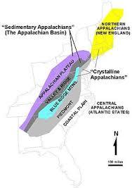 appalachian mountains on map appalachian mountains map history appalachian mountains maps