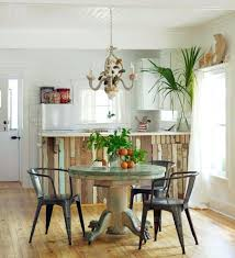 dining table dining furniture distressed beach wood dining table