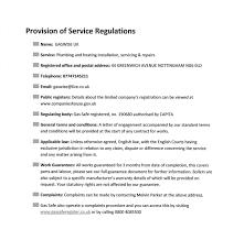 Business Letter Address Format Suite Provision Of Service Regulations Gaswise Uk Nottingham