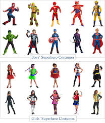 Halloween Costumes Coupons Printable by Boys And Girls Super Hero Halloween Costume Roundup