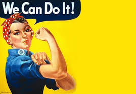 Rosie The Riveter Meme - syllabus pop culture and history through cinema emmanuelle chiocca