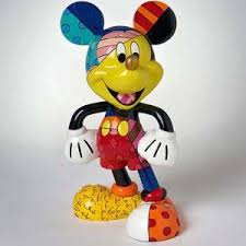 mickey mouse figurine britto mickey mouse figurines
