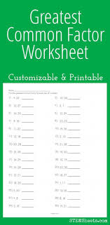 prime numbers and factors worksheet best 25 factors ideas on factors and multiples prime