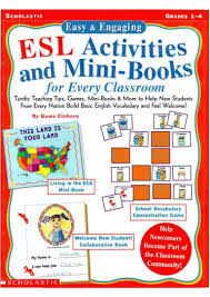 esl activities and mini books