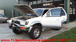 97 toyota 4runner parts toyota 4 runner 1997 car for parts