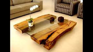 Wood Living Room Tables Fascinating Table Wood Creative Ideas Amazing Design Image