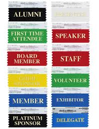 alumni ribbons decorations props golden openings