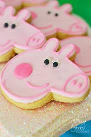 greygrey designs my parties peppa pig party