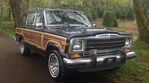 1989 jeep wagoneer 1989 jeep grand wagoneer f134 portland 2017