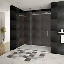 Shower Doors Ebay Frameless Shower Door Ebay