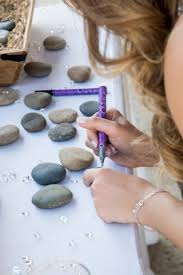 signing rocks wedding guest book 19 wedding guest book alternatives 10 is our new favorite
