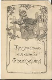 thanksgiving 1914 miss m dann capac michigan albert november 25