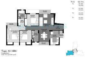 Cascade Floor Plan Unitech Cascades In Gn Sector Pi Noida Project Overview Unit