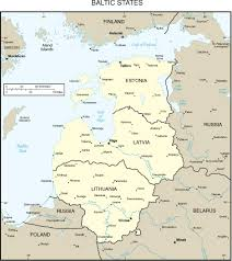 Blank Map Of Eastern Europe by Maps Of Europe