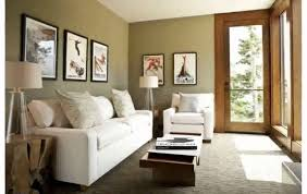 Living Room No Sofa by Living 2 Decorating A Small Living Room Brown Lather Sofa And