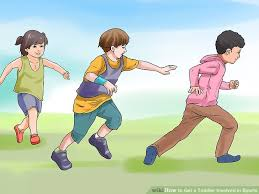 3 ways to get a toddler involved in sports wikihow
