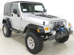 2004 jeep wrangler sport 2004 jeep wrangler sport lifted and out
