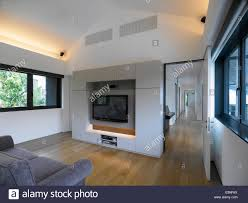 Modernhouse by Open Plan Living Room In Modern House Swiss Club Road Singapore