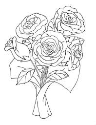 free printable rose coloring pages color sheet rose coloring