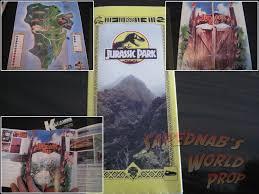 Jurassic Park Map Jurassic Park Sarednab U0027s World Prop Indiana Jones Prop