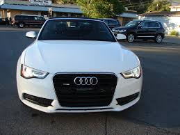 white audi a5 convertible white audi a5 in utah for sale used cars on buysellsearch