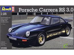 porsche 911 model kit revell 1 25 porsche rs 3 0 07058 plastic model kit