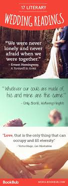 wedding quotes literature wedding readings from literature wedding photography